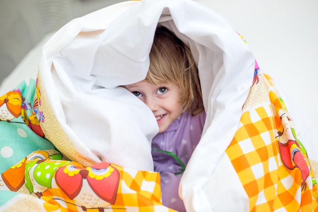 Harkla Kinderbettdecke